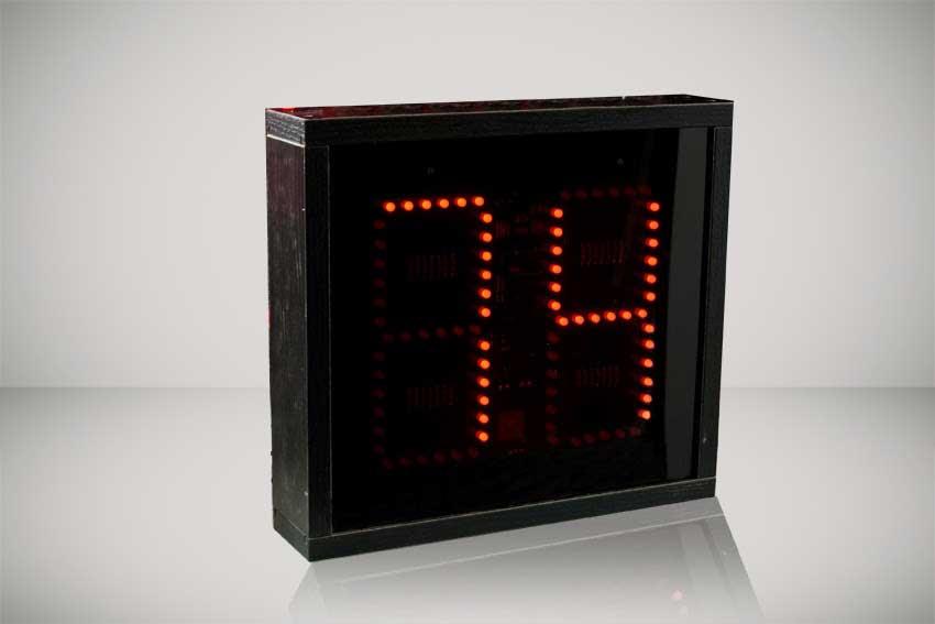 display bingo electronico
