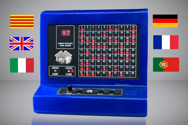 bingo con voz