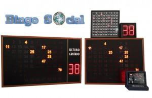 comprar bingo electronico