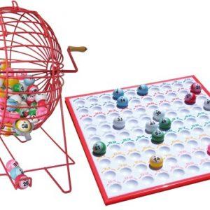comprar juego de bingo